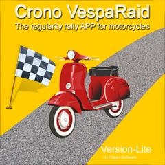 Crono VespaRaid Lite