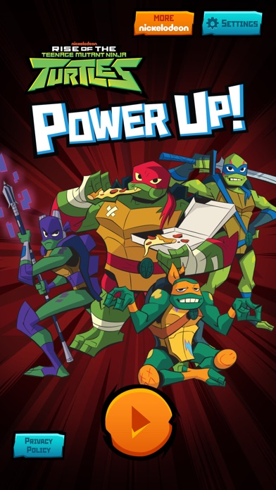 Rise of the TMNT: Power Up! screenshot 1