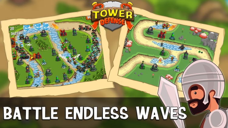 Desktop Tower Defense! screenshot-0