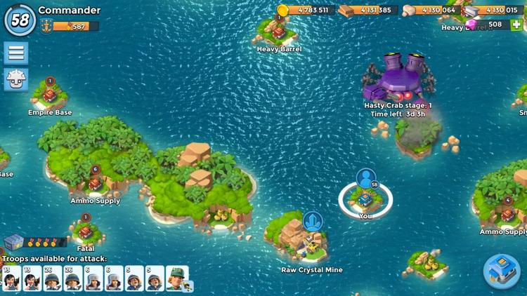 Boom Beach screenshot-4