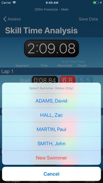 Swim Splitz screenshot-4