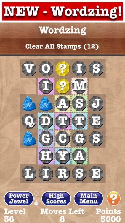 Word Jewels® screenshot-3