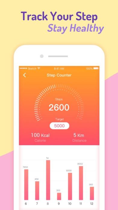 DailyFIT - Better Fitness Life Screenshot