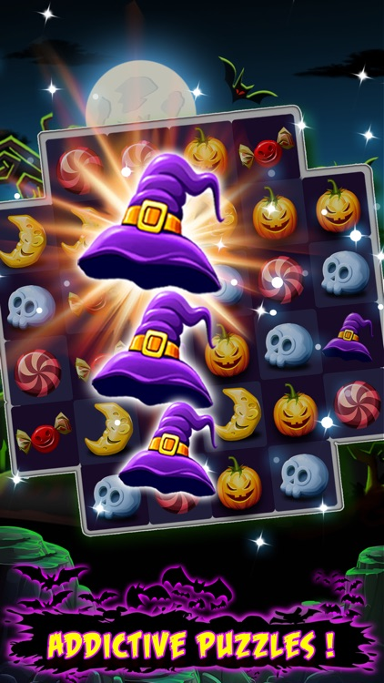 Halloween Witch Connect screenshot-6