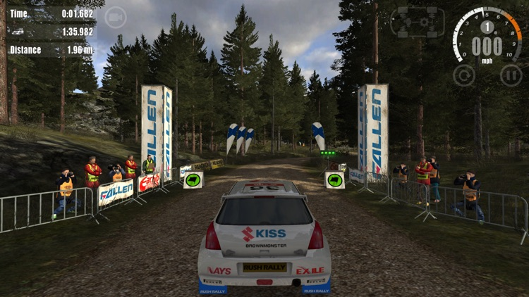 Rush Rally 3 screenshot-0