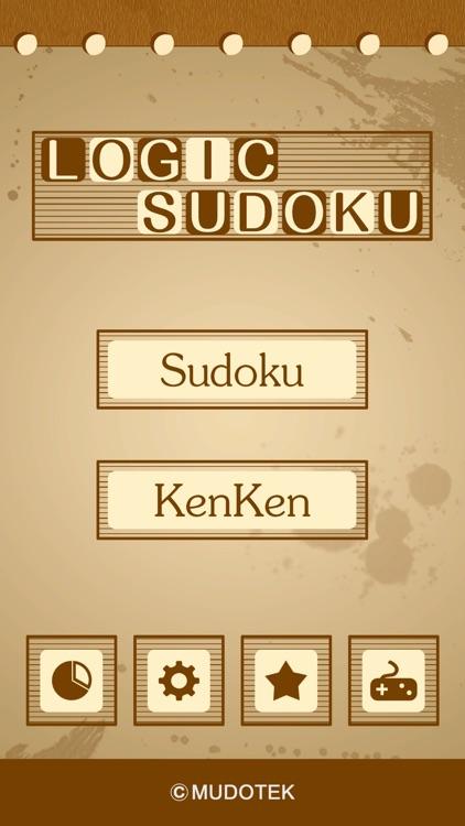 Logic Sudoku screenshot-0