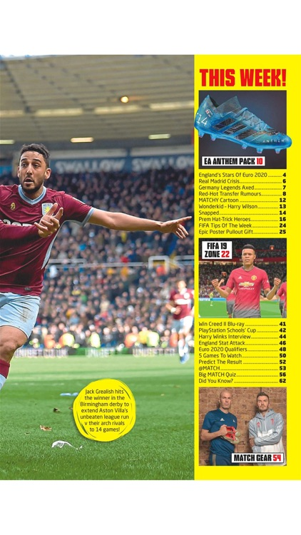 Match Magazine screenshot-2