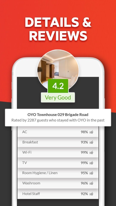 OYO: Search & Book Hotel Rooms for Windows