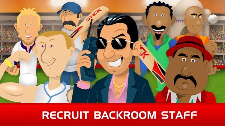 Stick Cricket Premier League screenshot-4