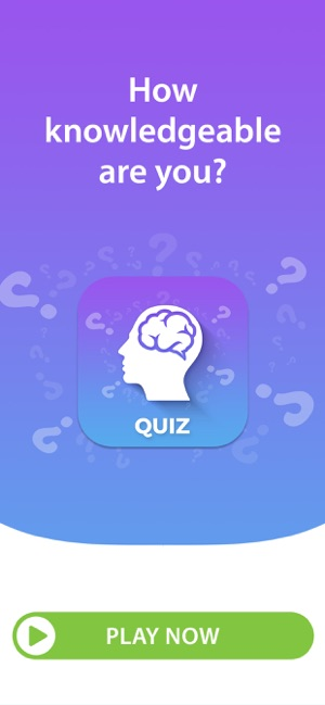 General Knowledge Quiz Game on the App Store