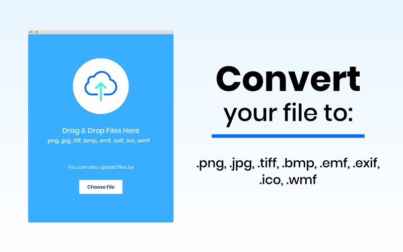 XPDF - Convert Photo to PDF for Mac
