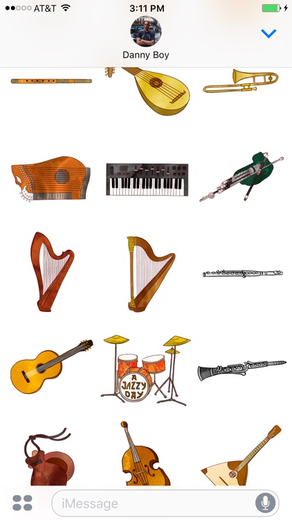 Jazzy Musical Instruments screenshot-3