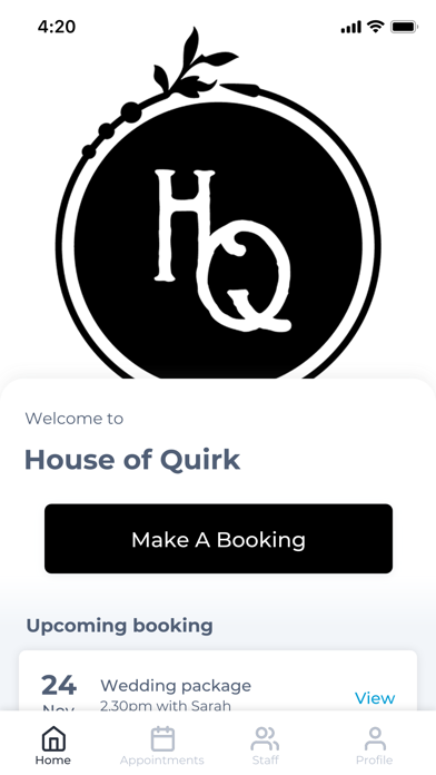 House of Quirk screenshot one