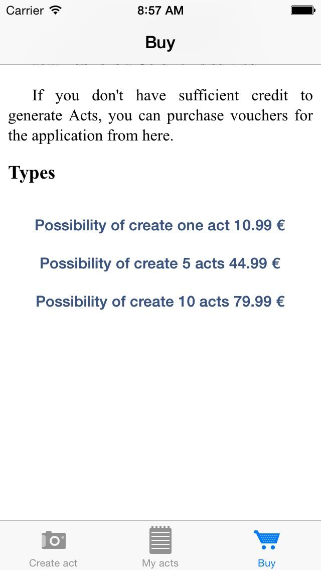 Acta Mobile hack