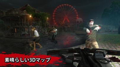 Zombie Hunter: 黙示録ゾンビシューターグゲームのおすすめ画像2