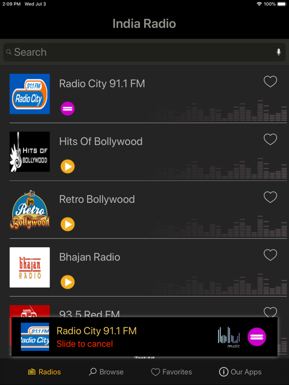 Happy FM screenshot 7