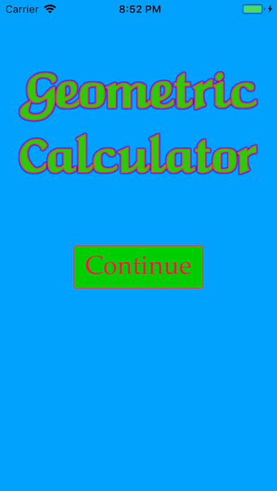 点击获取Geometric Calculator