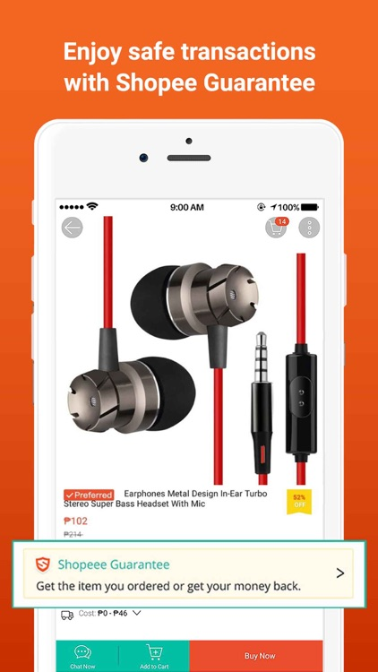 Shopee: Free Shipping Festival screenshot-6