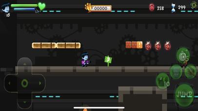 Super Hero Boy VS Aliens screenshot 1
