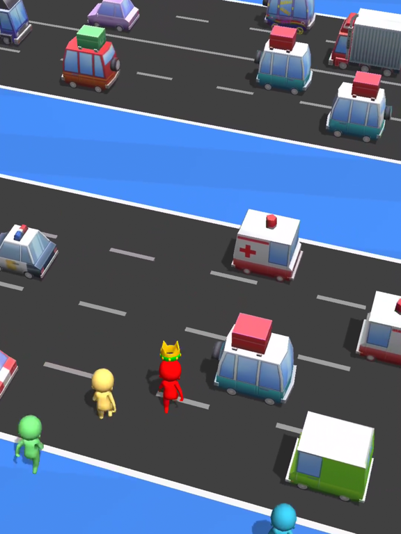 Road Race 3D screenshot 2