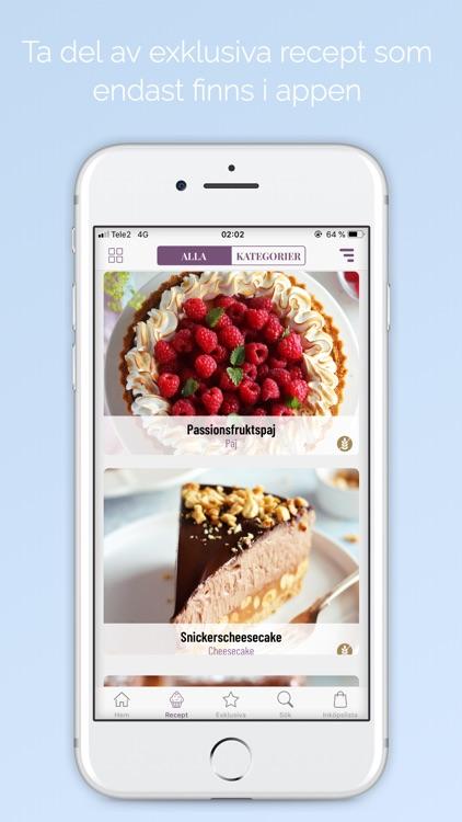 Bake in a hurry- Camilla Hamid screenshot-5