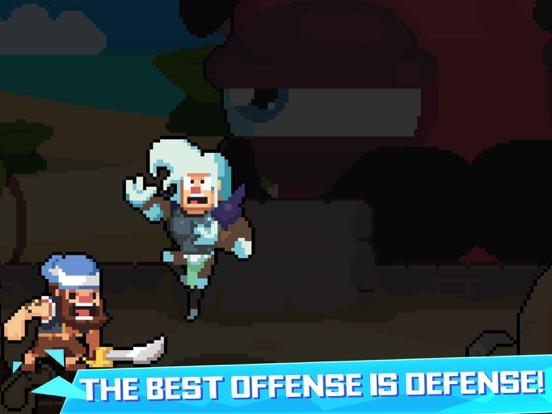 Hair Dash-Hero Battle screenshot 10