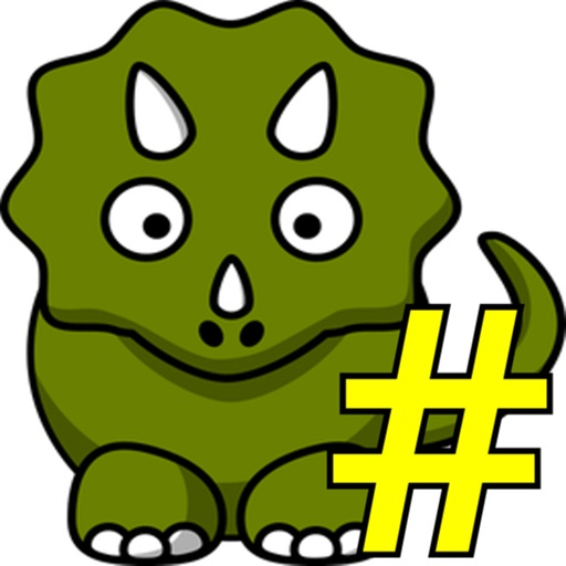 Dinosaur Tic-Tac-Toe(2-Player) icon