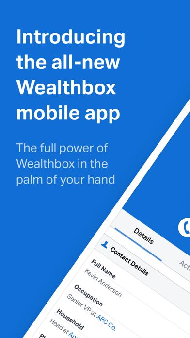 WealthboxScreenshot of 1
