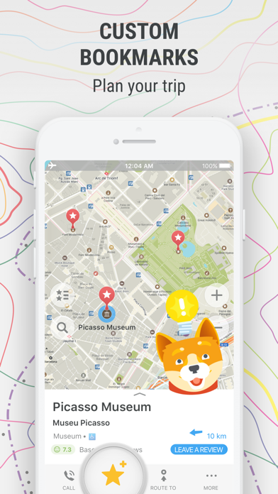 MAPS.ME: Offline Maps, GPS Nav Screenshot