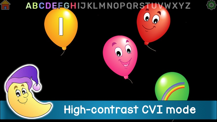 Kids Balloon Pop Language Game screenshot-8