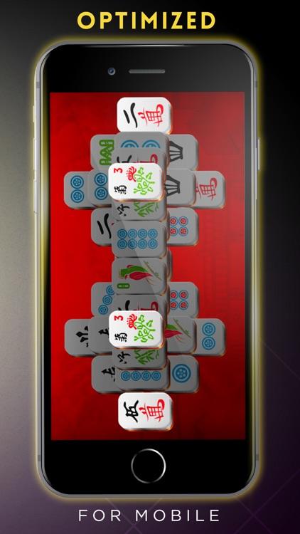 Mahjong Gold - Majong Master screenshot-5