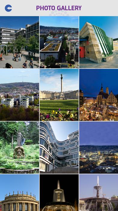 Stuttgart City Guide screenshot 4