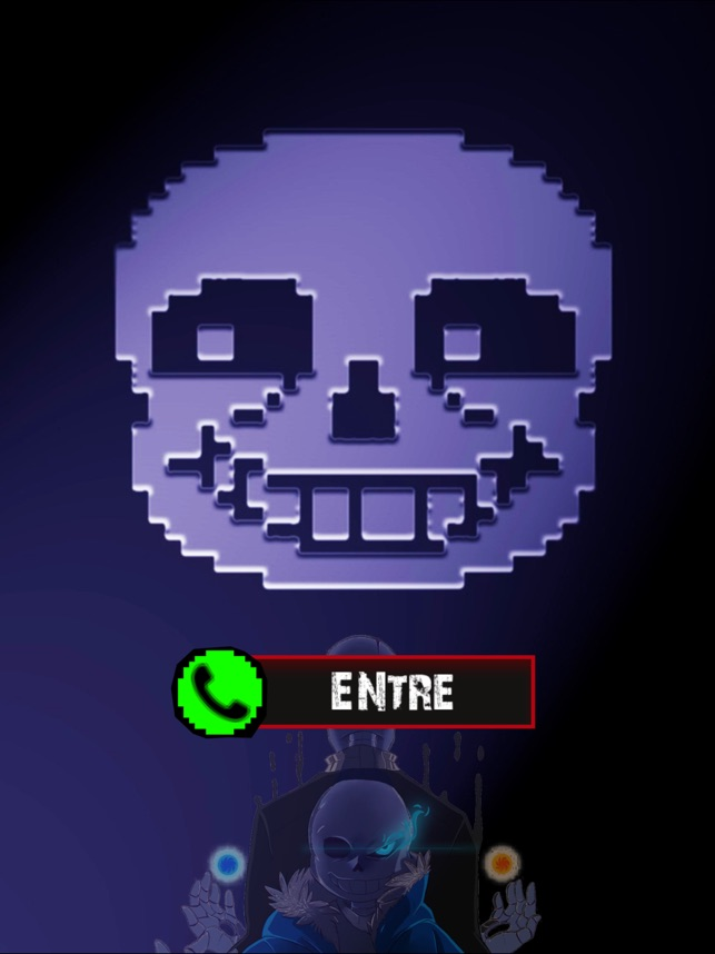 Call Sans With Undertale Talk On The App Store