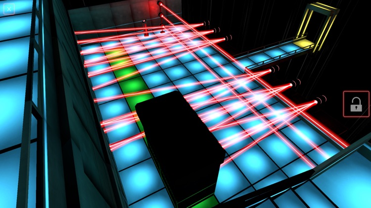 Laser Mazer