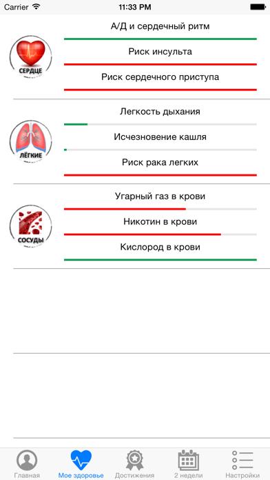 Screenshot #2 pour Не курю!