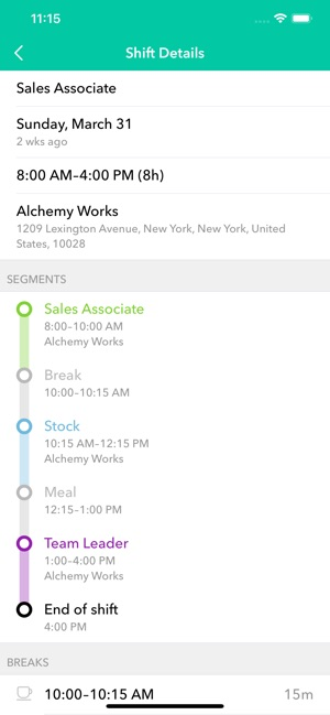 WorkJam on the App Store
