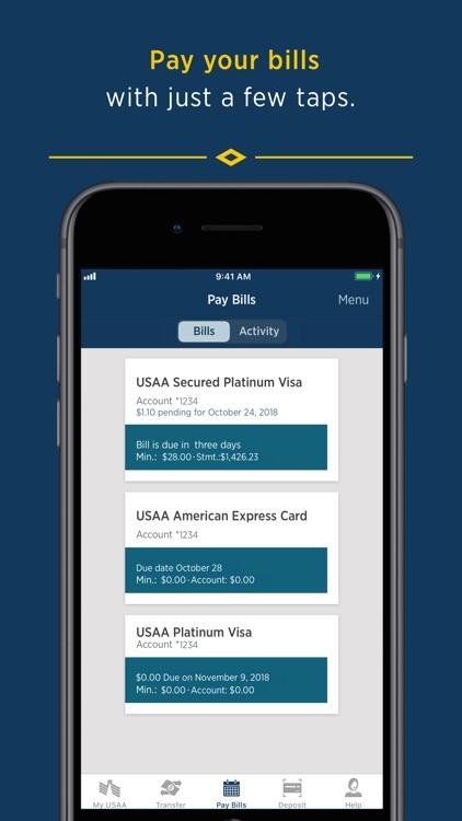 USAA Mobile screenshot-6
