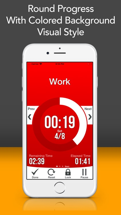 Circuit Training Timer Lite screenshot-6