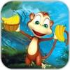 Jungle Banana Monkey