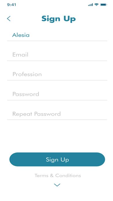 PinApp screenshot two