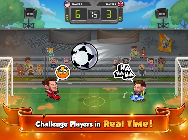Head Ball 2 on the App Store