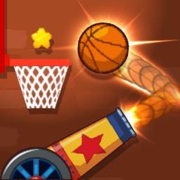 Cannon Shot : Basketball