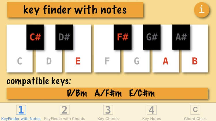KeyFinder+ screenshot-0