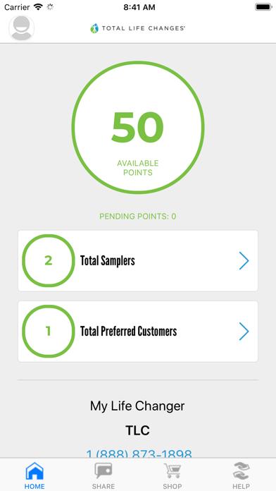 TLC Preferred CustomerScreenshot of 1
