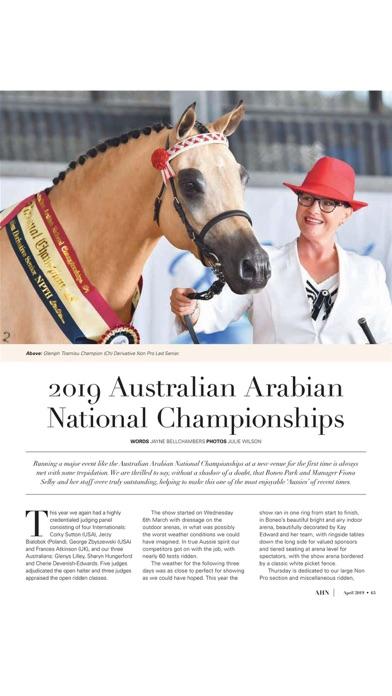 Australian Arabian Ho... screenshot1