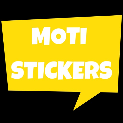 Moti Stickers