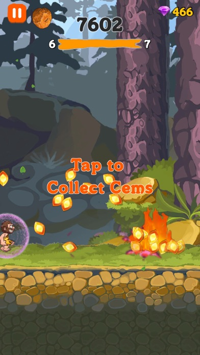 Caveman Keno - Merge Gemsのおすすめ画像2