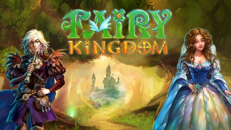 Fairy Kingdom: Castle of Magic screenshot-4