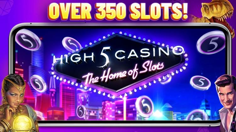 High 5 Casino: Home of Slots screenshot-0