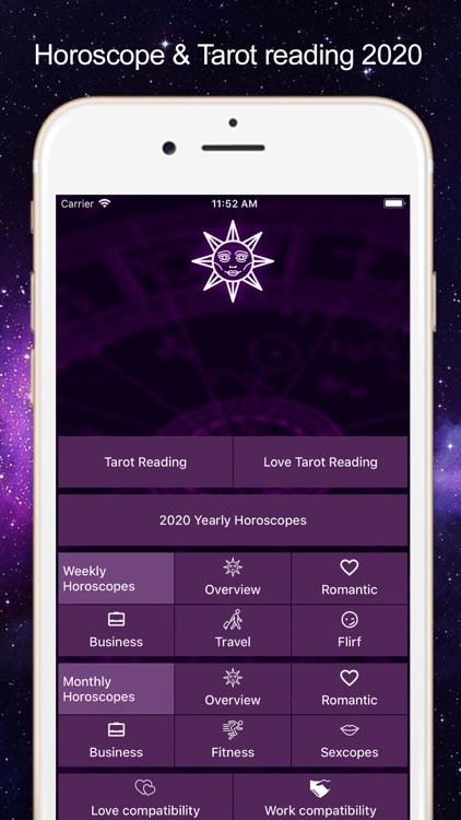Tarot card reading 2020